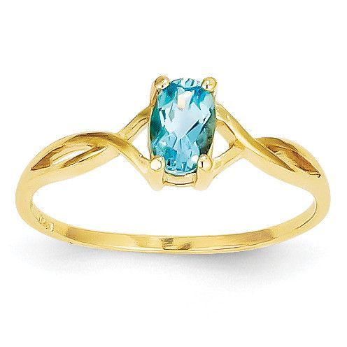 *Extra 10% off on our store plus No Shipping Charges! Period. 14k Blue Topaz Bi... Check it out here! http://shirindiamond.net/products/14k-blue-topaz-birthstone-ring-xbr237?utm_campaign=social_autopilot&utm_source=pin&utm_medium=pin