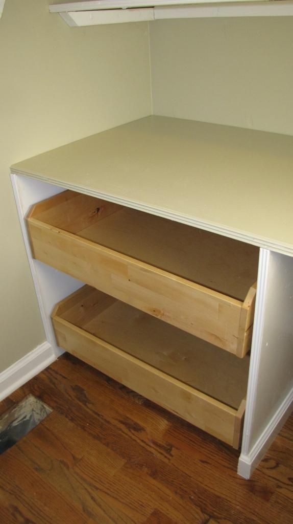 Using komplement drawers in pantry projects ikea hacks for Ikea complementi
