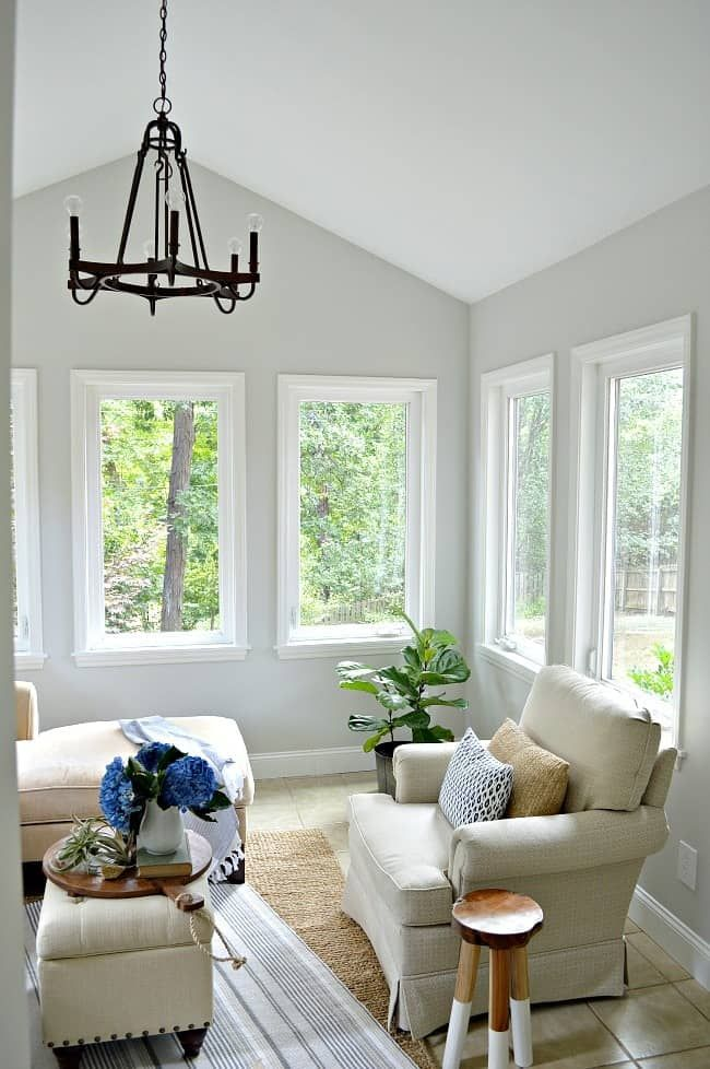 Small Sunroom Decorating Ideas Sunroom Decorating Small Sunroom