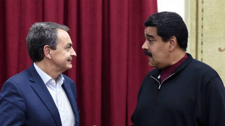 Dirigentes opositores desconfían del ex presidente español José Luis Rodríguez Zapatero - http://www.notiexpresscolor.com/2017/07/25/dirigentes-opositores-desconfian-del-ex-presidente-espanol-jose-luis-rodriguez-zapatero/