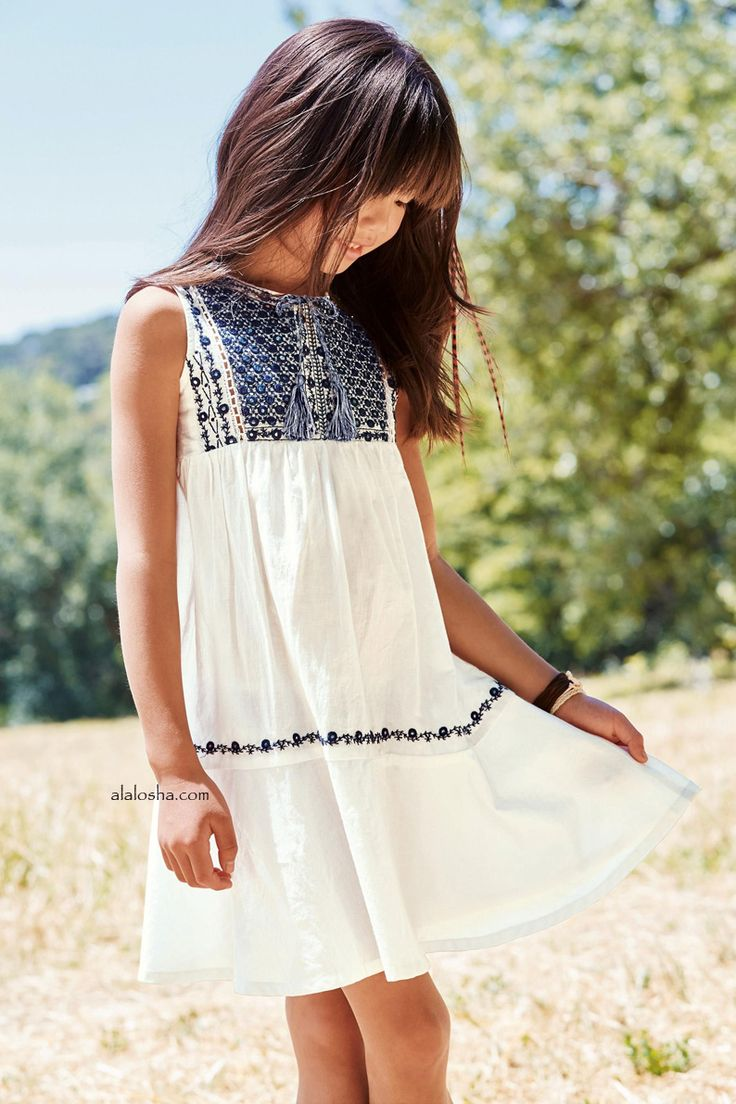 ALALOSHA: VOGUE ENFANTS: GYPSY GIRL: 5 Boho chic dresses from NEXT kids