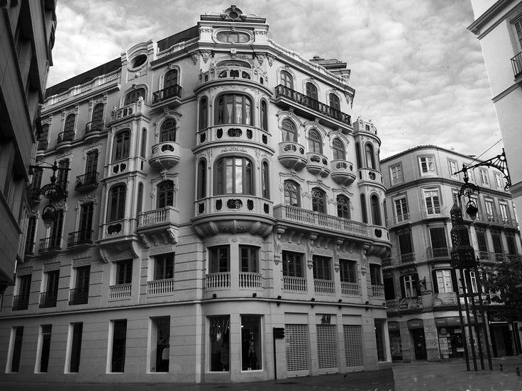 Málaga. Félix Sáenz