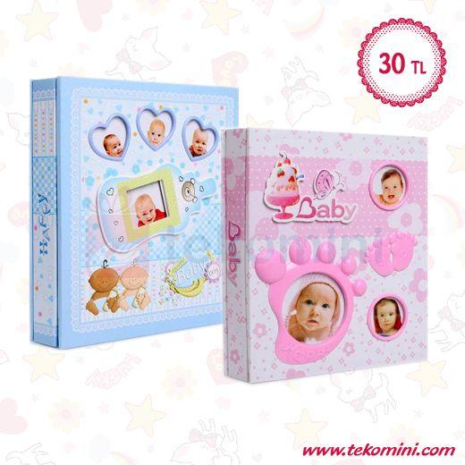 Ayak İzli Bebek Albümü  30 TL#ayak #izli #albüm #bebek #yenidoğan #doğumgünü #dişbuğdayı #mavi #tekominiWhatsApp: 538 490 98 10