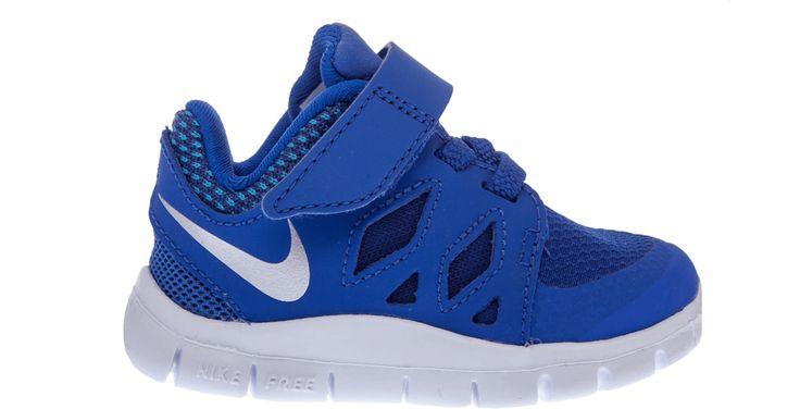 NIKE - Βρεφικά παπούτσια NIKE FREE 5 μπλε μόνο 41.00€ #sale #style #fashion