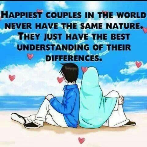 ISLAM COUPLES.