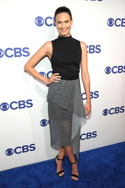 Odette Annable Photos - Actress Odette Annable of Pure Genius attends the 2016 CBS Upfront at The Plaza on May 18, 2016 in New York City. - 2016 CBS Upfront