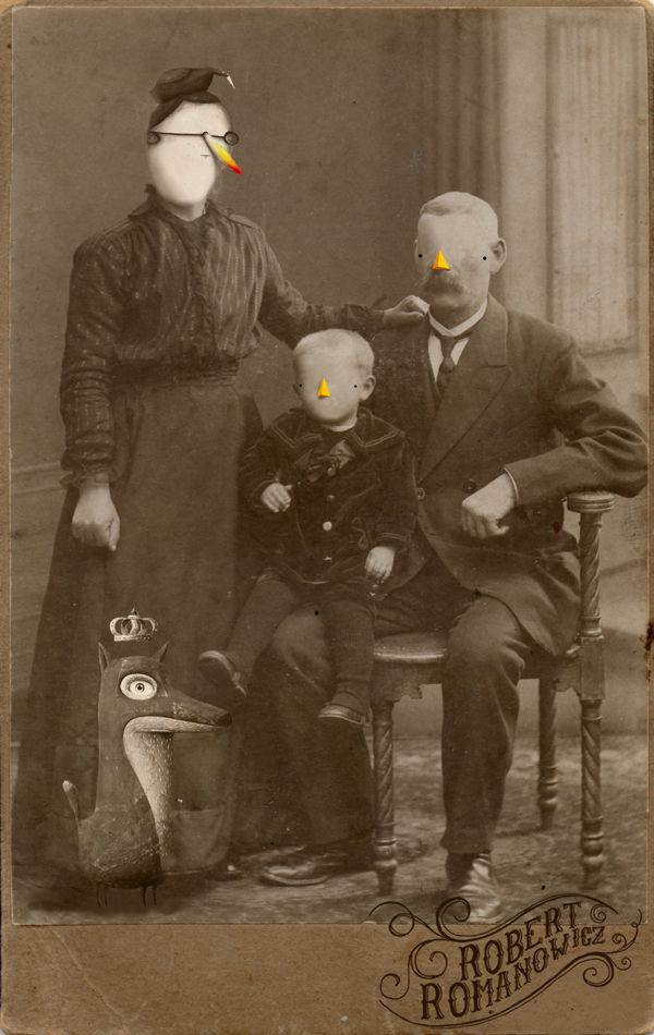 Royal family by Robert Romanowicz
