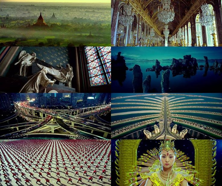 Samsara is a 2011 non-narrative documentary film from the creators of the infamous Baraka. Filmed over five years, in 100 locations and across 25 countries, the documentary utilises conceptual imagery of the word 'samsara', meaning birth, death and rebirth, which is accompanied by a music score that interprets the feeling of the pristine imagery.