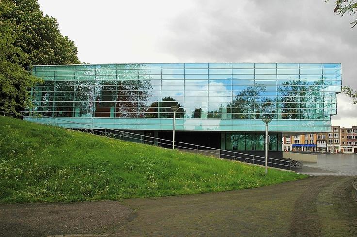 Valkhof Museum, Nijmegen, Netherlands