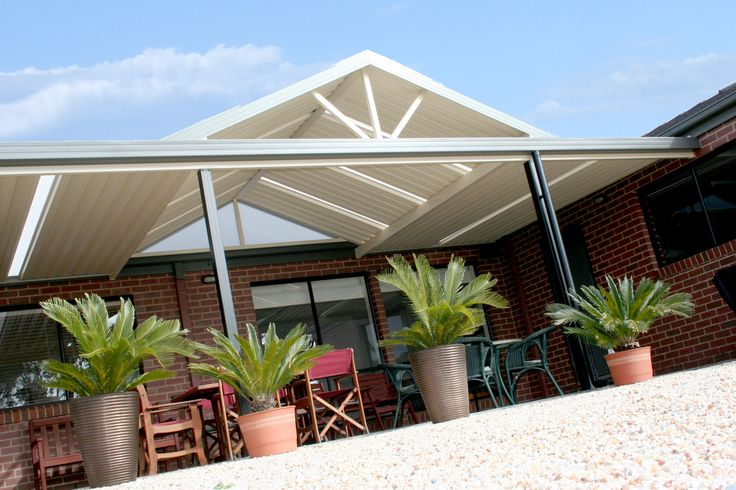 Enjoy the space and freedom to relax, entertain and play with a Spanline patio or verandah. With our range ofstyles you can mix & match to create a unique design that is perfect for you& your home. Change the way you play®️ with Spanline...