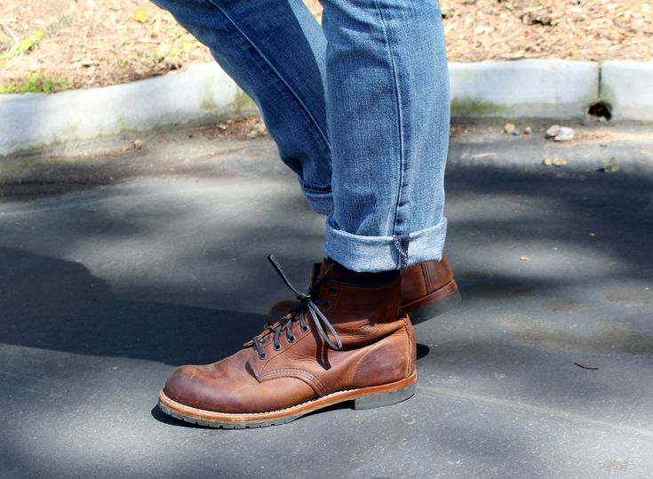 Red Wing Beckman Boots