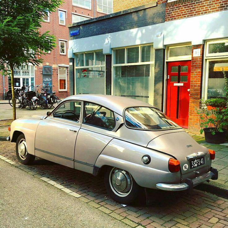 Saab 96 / Amsterdam