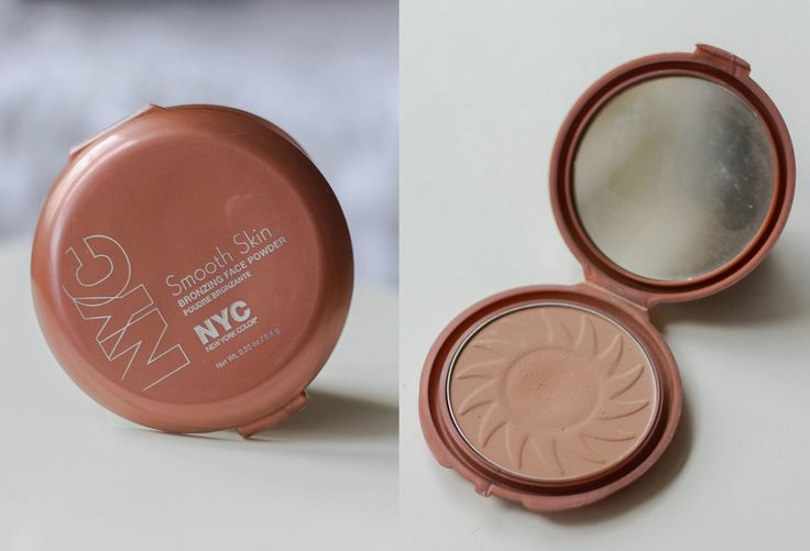 NYC Smooth Skin Bronzer in the color Sunny featured in Friday Favorites by Megan Harris Photography