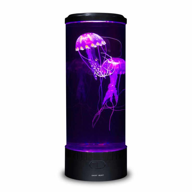 Deluxe Jellyfish Aquarium: Visual Toys for Autism