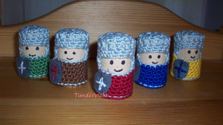 47 best images about Crochet - Nutcracker And Other ...
