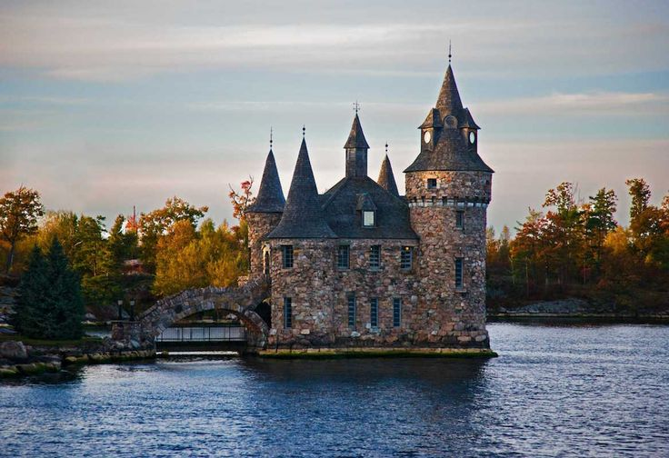 7 American Castles That Really Exist #theeverygirl