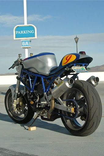 1983 Yamaha   Koen Tubee   The Bike Shed Triumph Thruxton Cafe Racer Deux    British Customs   Racing Cafe 2001 Ducati   Inazuma Cafe Racer