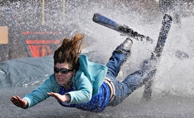 You Think Water Makes For A Soft Landing? You Thought Wrong! – Check Out This Compilation Of The Ultimate Water Sports Fails!