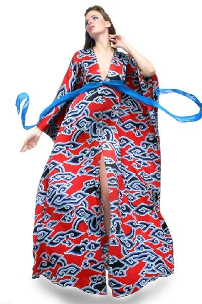 Batik Fashion 2012, Batik Mega Mendung!