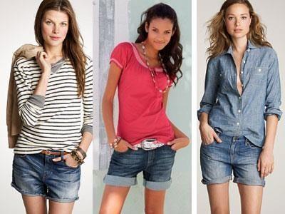 Летние шорты для женщин