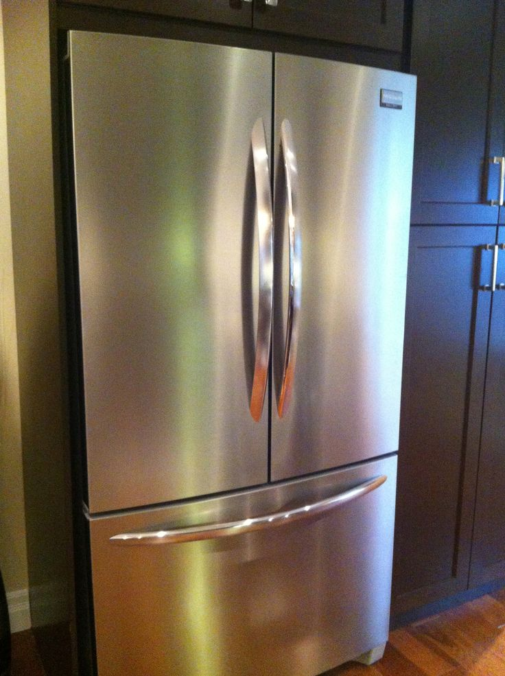 Frigidaire Professional Series Refrigerator In Stainless