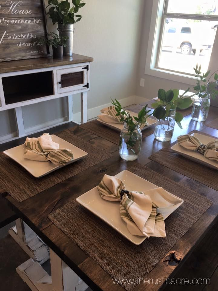 Custom Built Furniture And Home Decor In College Station, TX. Built By The  Rustic