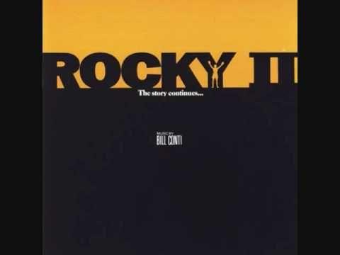 Bill Conti - Overture (Rocky II)