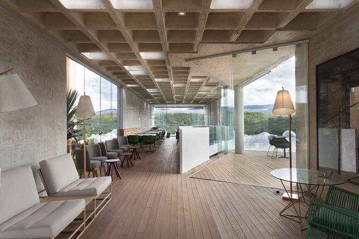 BAR/PISCINA/GALERIA / BCMF Arquitetos + MACh Arquitetos