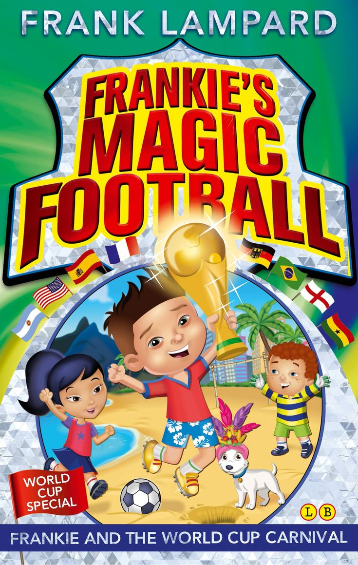 Frankie's Magic Football By Luella Wright