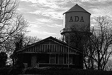 Ada, Oklahoma - Wikipedia, the free encyclopedia