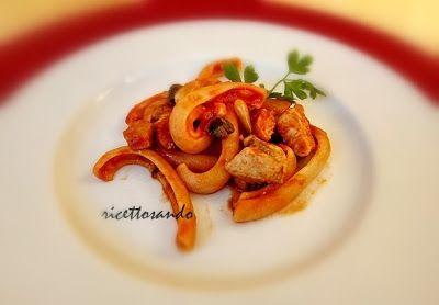 Spaccatelle dello stretto #ricetta di @luisellablog