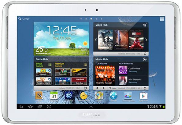 Samsung Galaxy Note 10.1: Tablet Terbaru Dengan Quad-Core