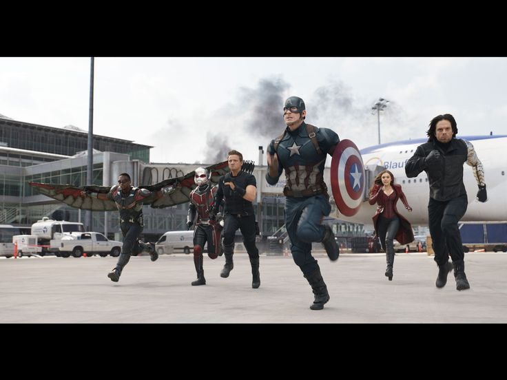 "UPDATE: New CAPTAIN AMERICA: CIVIL WAR Character Posters And Promo Art Spotlight ""Team Cap"""