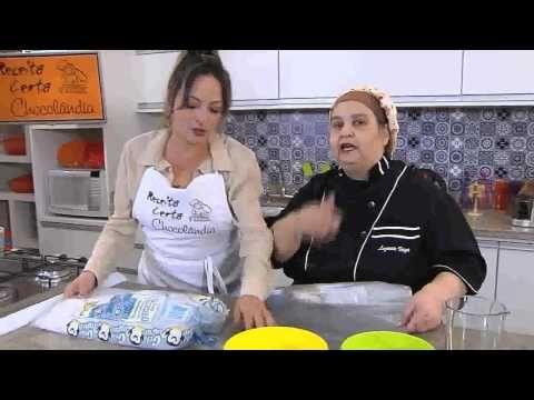 Luzinete Veiga - como fazer bala de coco gourmet saborizando a bala maracuja…