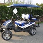 Carolina Golf Cars offers customized golf carts across the US. If you don't see what you're looking for, please contact us and we will accommodate you.