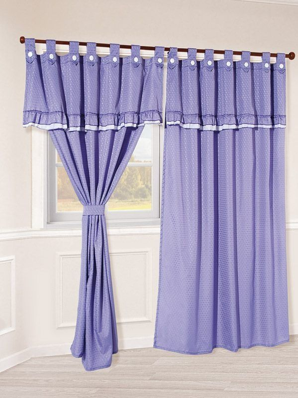 12 best double swag shower curtains and matching window - Cortinas para dormitorio ...