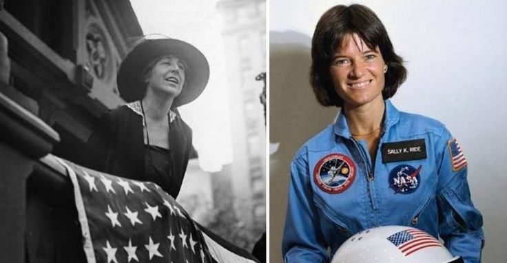 Boys Club No More: These Women Were The First In Their Fields To Break The Glass Ceiling