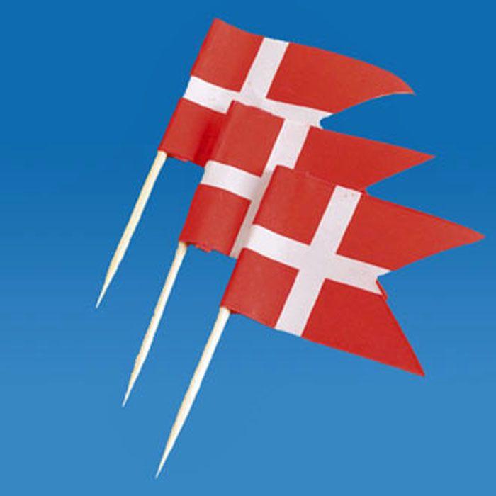 Scandinavianshoppe.com - Denmark Flag Toothpicks - 50-pack, $3.00 (https://scandinavianshoppe.com/products/denmark-flag-toothpicks-50-pack.html)
