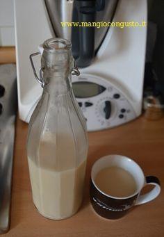 latte d' avena fatto in casa
