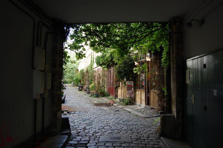 quartier bastille fontaine