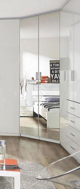 Eckschrank In Weiss In 2018 Schlafzimmer Pinterest