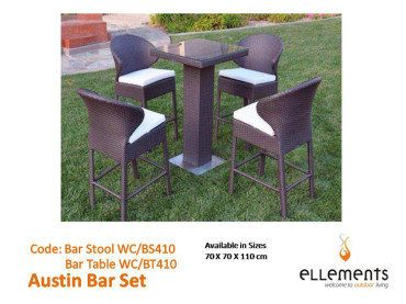 Want to set a classy bar set in your restaurant ?  Surf here to choose from wild collection of Outdoor bar set @ http://www.ellements.in/portfolio/outdoor-bar-sets/#prettyPhoto