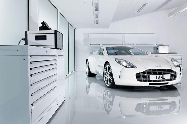 Clean garageSports Cars, Astonmartin, Martin One 77, Cars Collection, Garage, Martin One77, Dreams Cars, Black Cars, Aston Martin