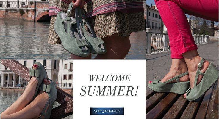 Welcome summer! Welcome sandals!