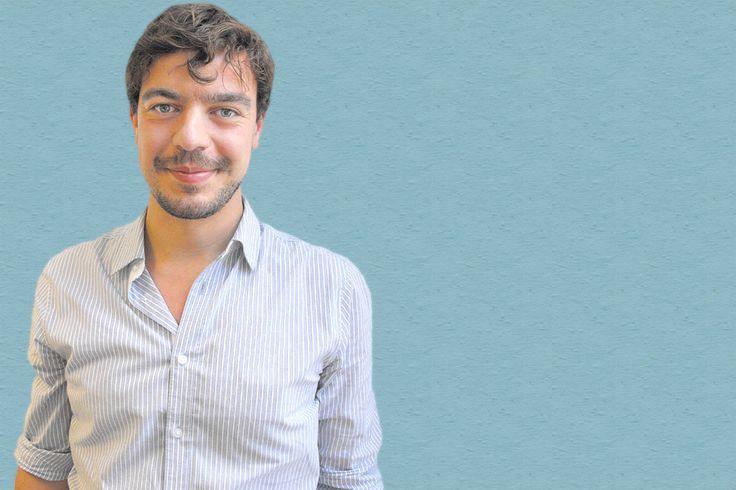 """Estava para ser cientista, mas foi parar ao jornalismo. Uma saída em Portugal? O empreendedorismo. """"Critico quem acha que tem de ter direito de ter emprego no próprio país. É um mercado global"""""""