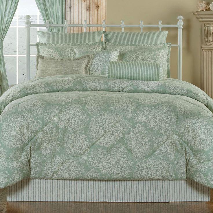 Seafoam Green Bedroom Decorating