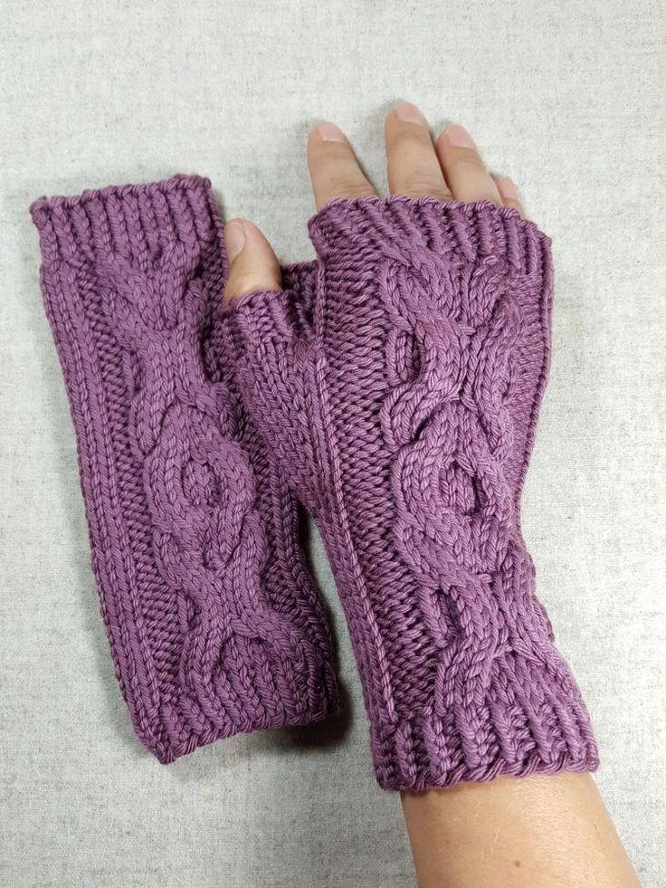 27 best Fingerlose Handschuhe Bio Wolle, nachhaltig, Fingerless ...