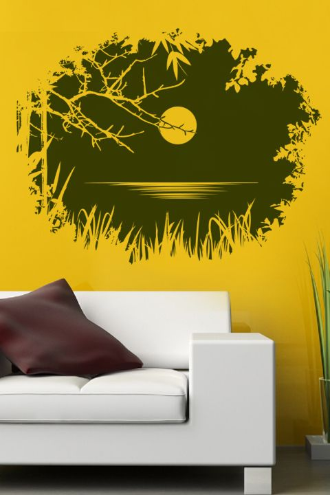 12 best WALLTAT Scenery images on Pinterest | Murals, Wall decal and ...