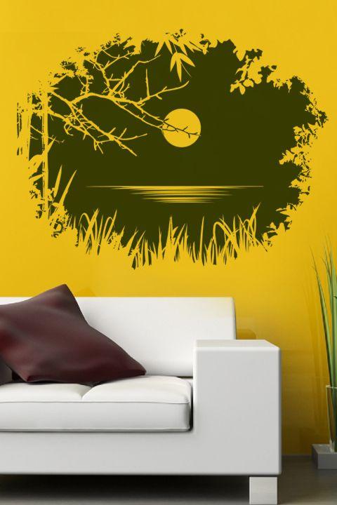 Modern Fine Art Wall Decals Gift - All About Wallart - adelgazare.info