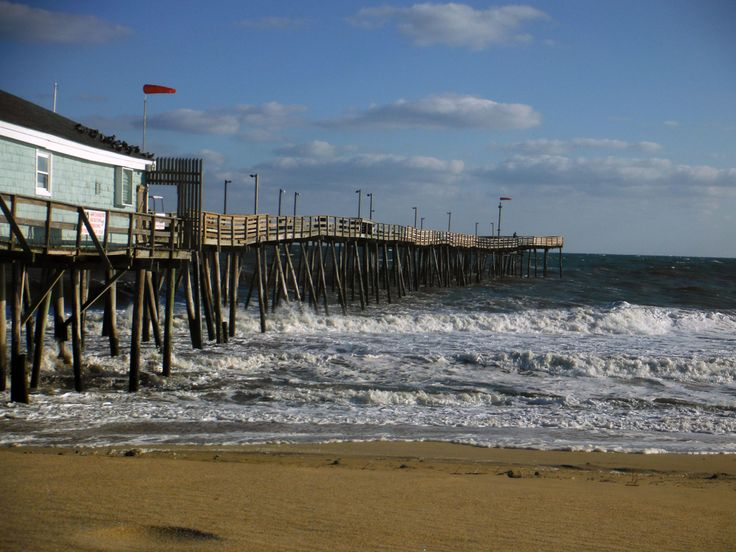 1000 images about outer banks piers on pinterest surf for Nc fishing piers